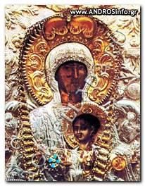 Θαύμα της εικόνας της Θεοτόκου Ρίζα του Ιεσσαί